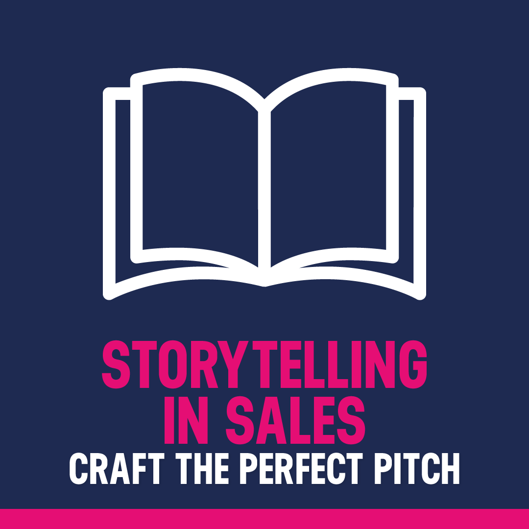 storytelling in sales training