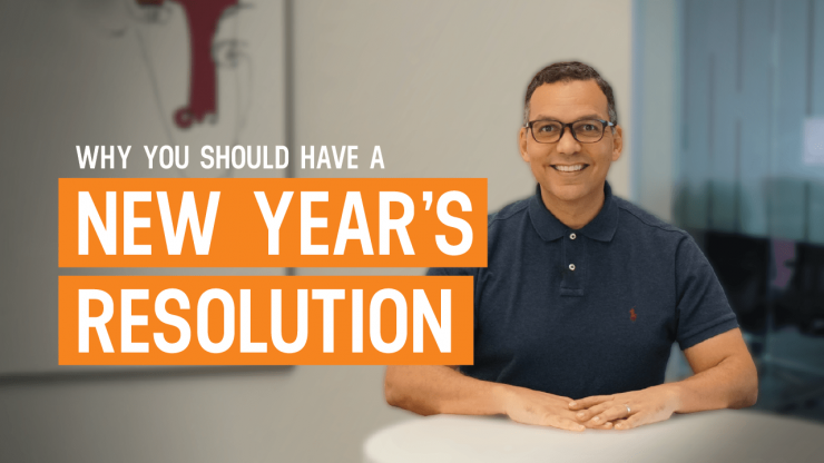 Why You Should Have A New Year's Resolution?