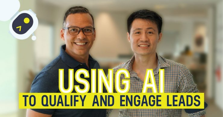 using ai to qualify and engage leads
