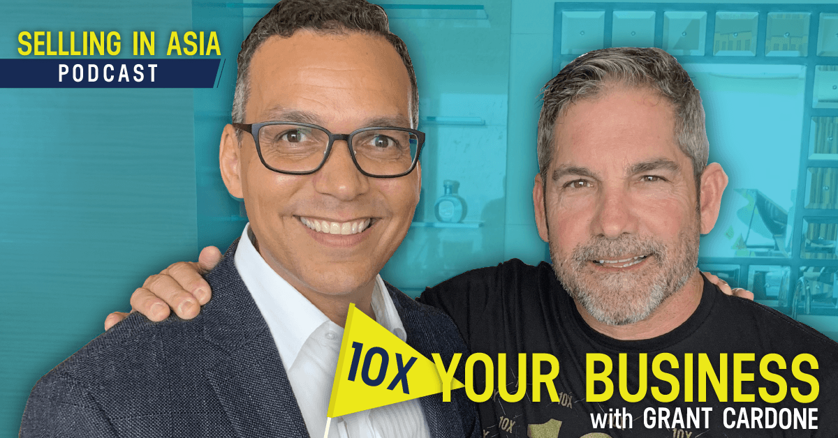 10x your business selling in asia podcast