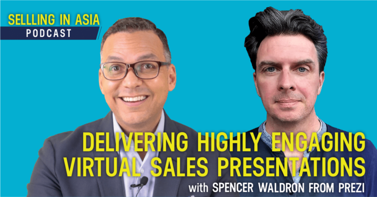 How To Present Effectively Virtually To Customers with Spencer Waldron From Prezi