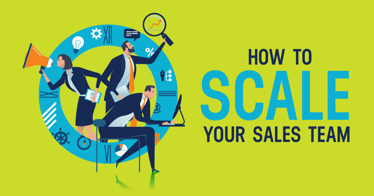 scale your sales team