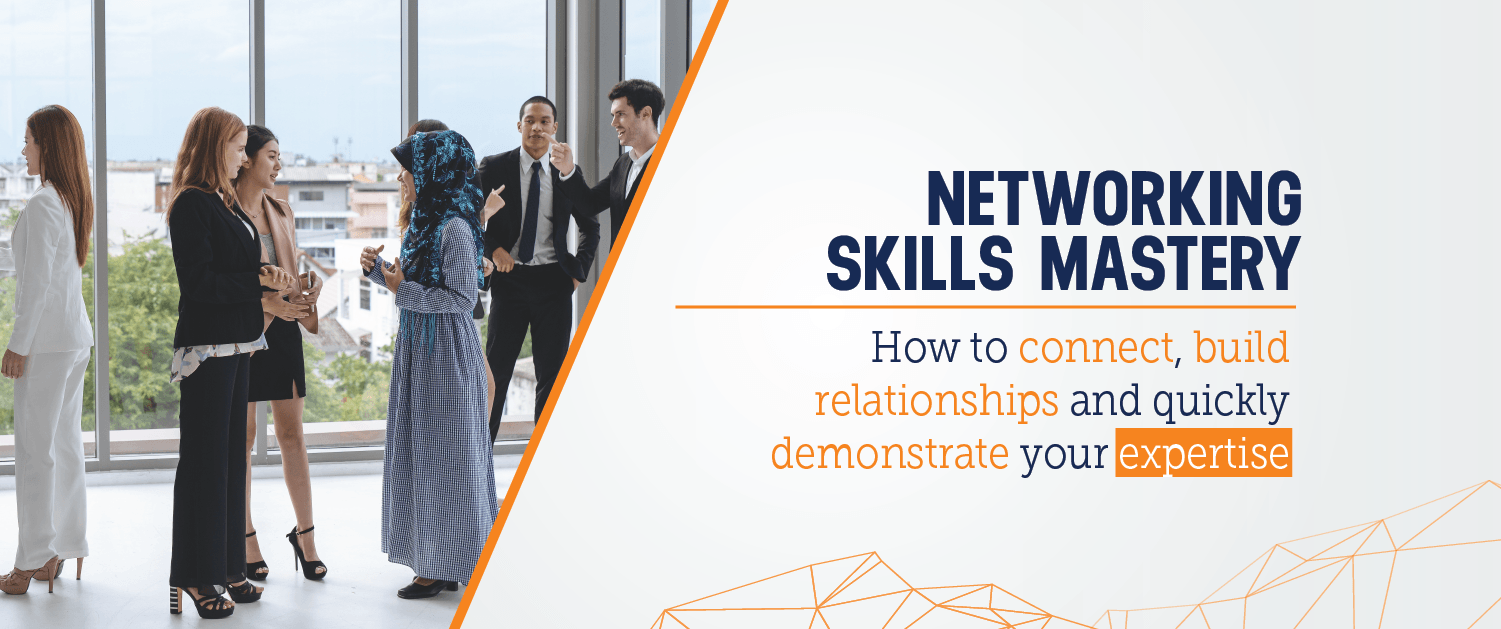 networking skills mastery corporate training singapore